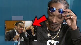 Video Rappers React to 6ix9ine Snitching In Court MP3, 3GP, MP4, WEBM, AVI, FLV September 2019