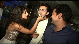 Balika Vadhu actress Neha Marda celebrates Birthday with Ayushmann Khurrana.
