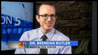 On Tonight's Five on 5, we are joined by Dr. Brendan Butler from Medical Eye Center discussing eye safety for the upcoming solar eclipse.