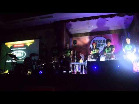 Rampak Ahay @Pekan Drums Day - Lancang Kuning