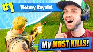 My BEST WIN on Fortnite: Battle Royale EVER!! by Ali-A