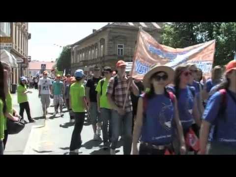 Susret hrvatske katoličke mladeži 2012. u Sisku
