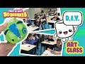DIY Soft'n Slo Squishies ART CLASS