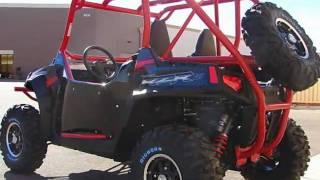 9. Todd's Custom Billet Polaris Ranger RZR-S 800 At RideNow Peoria