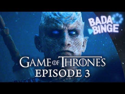 The Long Night: Game of Thrones Staffel 8 Episode 3 Review | Bada Binge Spezial #03