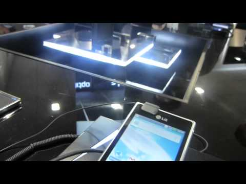 MWC 2012: LG Swift L3 hands-on