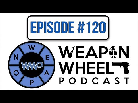 Xenoblade | Xbox PUBG 60 FPS | UFC 3 Beta | DMC 5 | Epic Games Sues Minor | Weapon Wheel Podcast 120