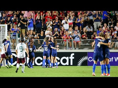 WNT vs. Mexico: Highlights - Oct. 4, 2018