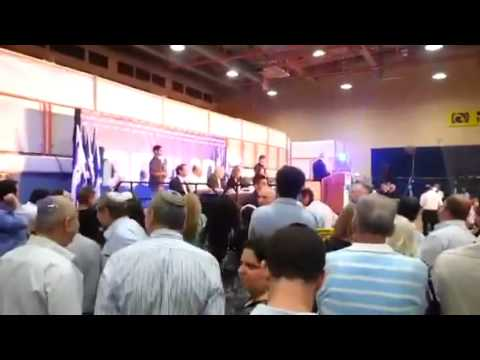 Netanyahu praises Feiglin, for the first time (video)