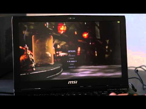 MSI GP62 Review [Gaming Notebook พร้อม i7-5700HQ และ GTX950M]