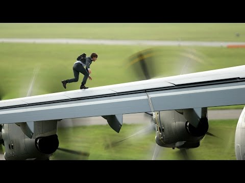 Mission: Impossible Rogue Nation (TV Spot 'Stunt')