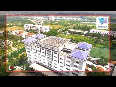 ĐH Khoa Học Tự Nhiên - ĐH Quốc Gia TP. Hồ Chí Minh nhìn từ trên cao