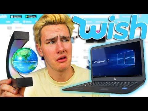 $127 Refurbished HP Laptop? - I Bought $454 in Wish Tech Gadgets