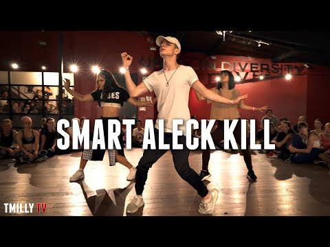 SG Lewis - Smart Aleck Kill - Choreography By Jake Kodish - #TMillyTV