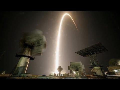 Στον ειρηνικό ωκεανό συνετρίβη ο κινεζικός διαστημικός σταθμός Tiangong 1…