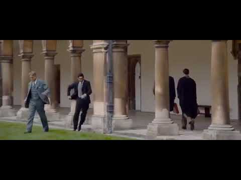 The man who knew infinity best scene
