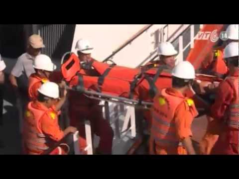 Cứu hộ kịp thời ngư dân gặp nạn trên biển