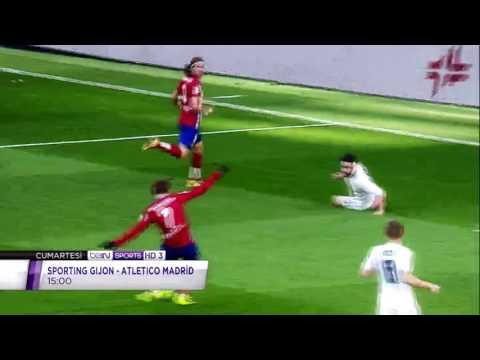 Sporting Gijon - Atletico Madrid  18.02.2017