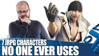 Video 7 Rubbish JRPG Characters No-one Ever Has In Their Party MP3, 3GP, MP4, WEBM, AVI, FLV Oktober 2018