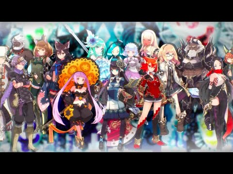 Demon Gaze 2 Official Launch Trailer