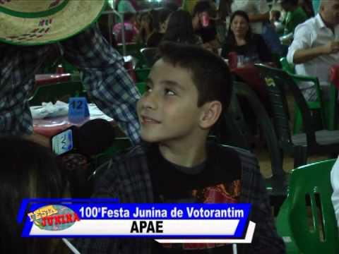 100ª Festa Junina de Votorantim - APAE