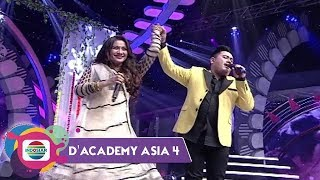Download Video Duet Nostalgia Nassar Feat Shreya Maya 'O SAHIBA'..Begitu Indah | DA Asia 4 MP3 3GP MP4