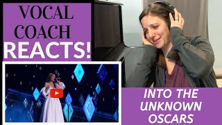 Video Vocal Coach Reacts to Idina Menzel's Performance at the Oscars 2020! - Into The Unknown download in MP3, 3GP, MP4, WEBM, AVI, FLV January 2017