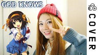 The Melancholy of Haruhi Suzumiya - God Knows┃Cover by Raon Lee