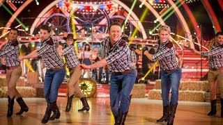 Nonton Strictly Pros Dance to 'Cotton Eyed Joe / Timber' medley - Strictly Come Dancing 2014 - BBC One Film Subtitle Indonesia Streaming Movie Download
