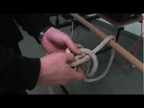 Knoten und Stiche