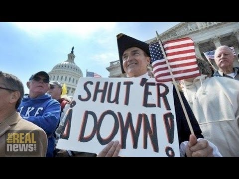 The Tea Party and the Suppression of the Left