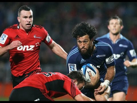 Rugbyjyrä Rene Rangerin Big Hits