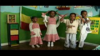 Ethiokids, Ethiopian American Kids, Learn Amharic, Learn To Name Your Body In Amharic