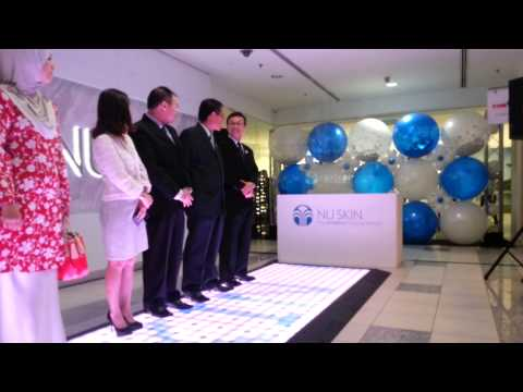 Official Launch Of Nu Skin KL Distributor Center (видео)