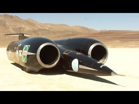ТОП-10 всего самого быстрого в мире!