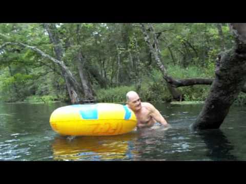 State Parks tubing at Ichetucknee Springs