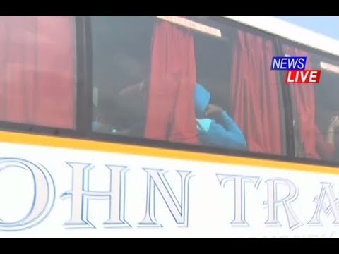 FIRST VISUAL | Indian And West Indian Cricket Teams Arrive In Guwahati