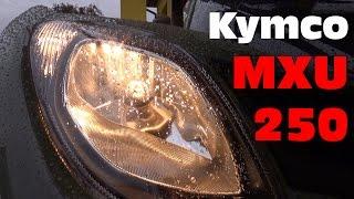 4. Kymco MXU 250