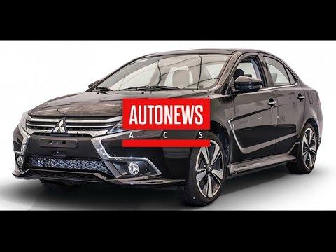 Mitsubishi ланцер новый снимок