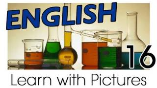 English Study Subjects Vocabulary, Learn English Vocabulary With Pictures