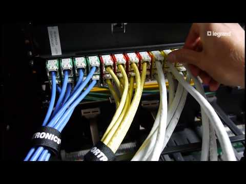 Ortronics: Modular Patch Panel with Copper and Fiber