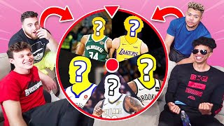 Video FUNNIEST GUESS THAT NBA PLAYER! MP3, 3GP, MP4, WEBM, AVI, FLV November 2018