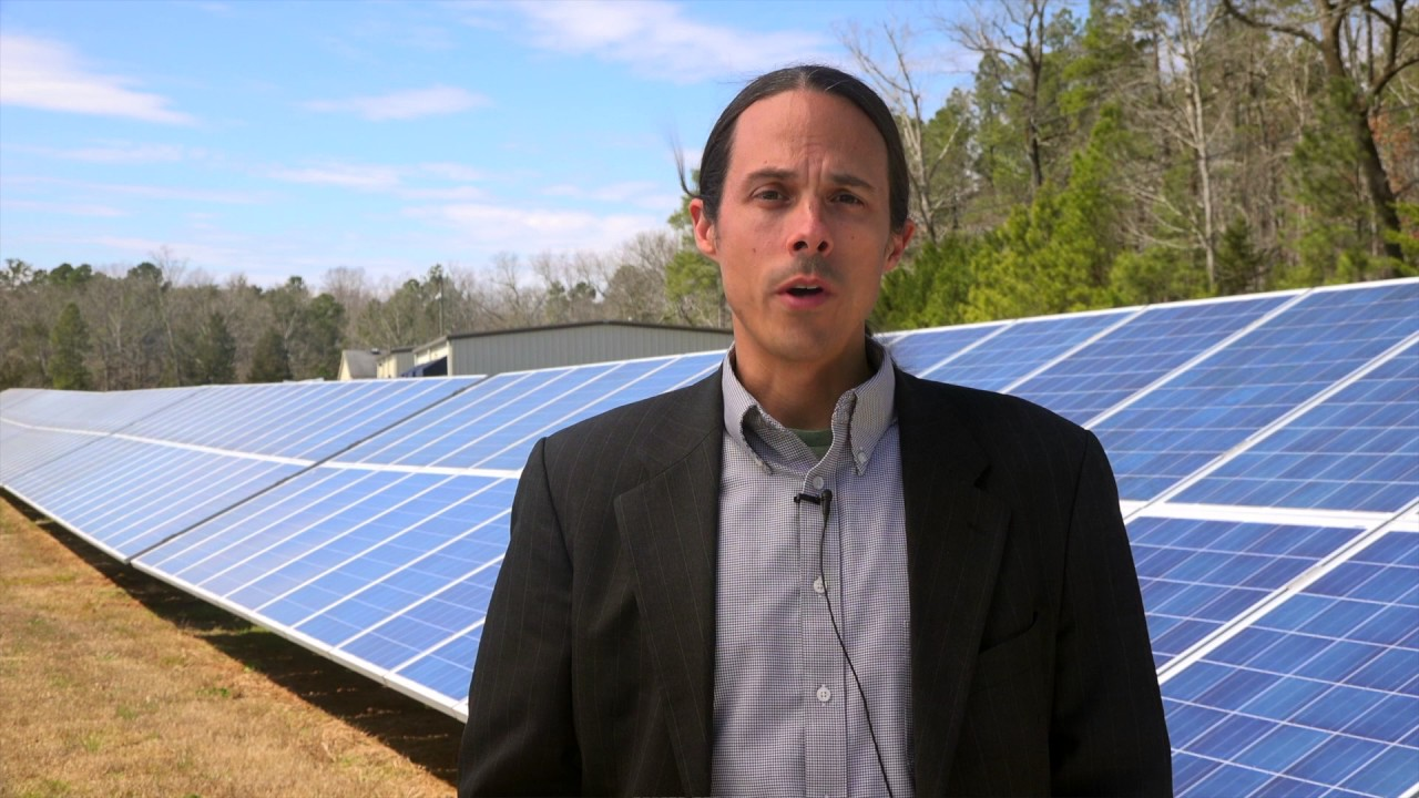 Renewable Energy and Green Building Entrepreneurship with Chris Wedding