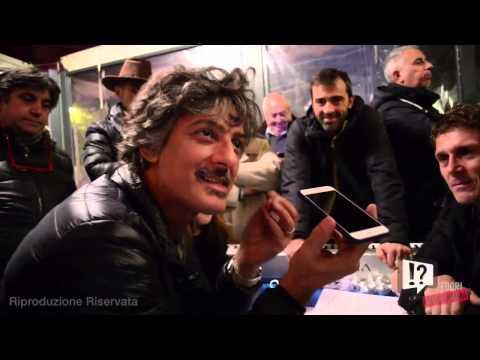 Video #FuoriProgrammaLiveforWeb Backstage con Gianluca Giugliarelli