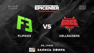 Flipsid3 vs HR, game 2