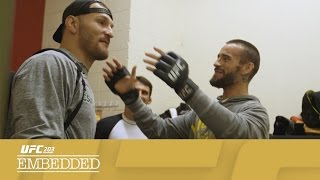 UFC EMBEDDED 203 Ep4