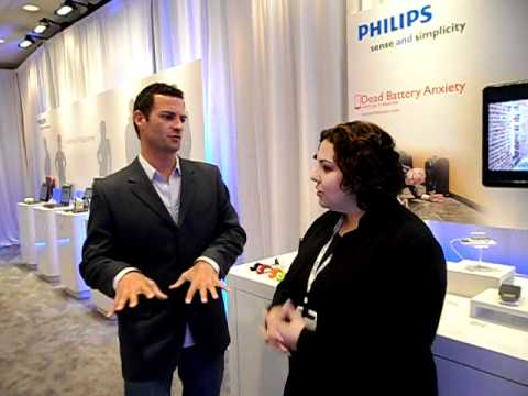 Philips CES Mobile Phone and MP3 Accessories