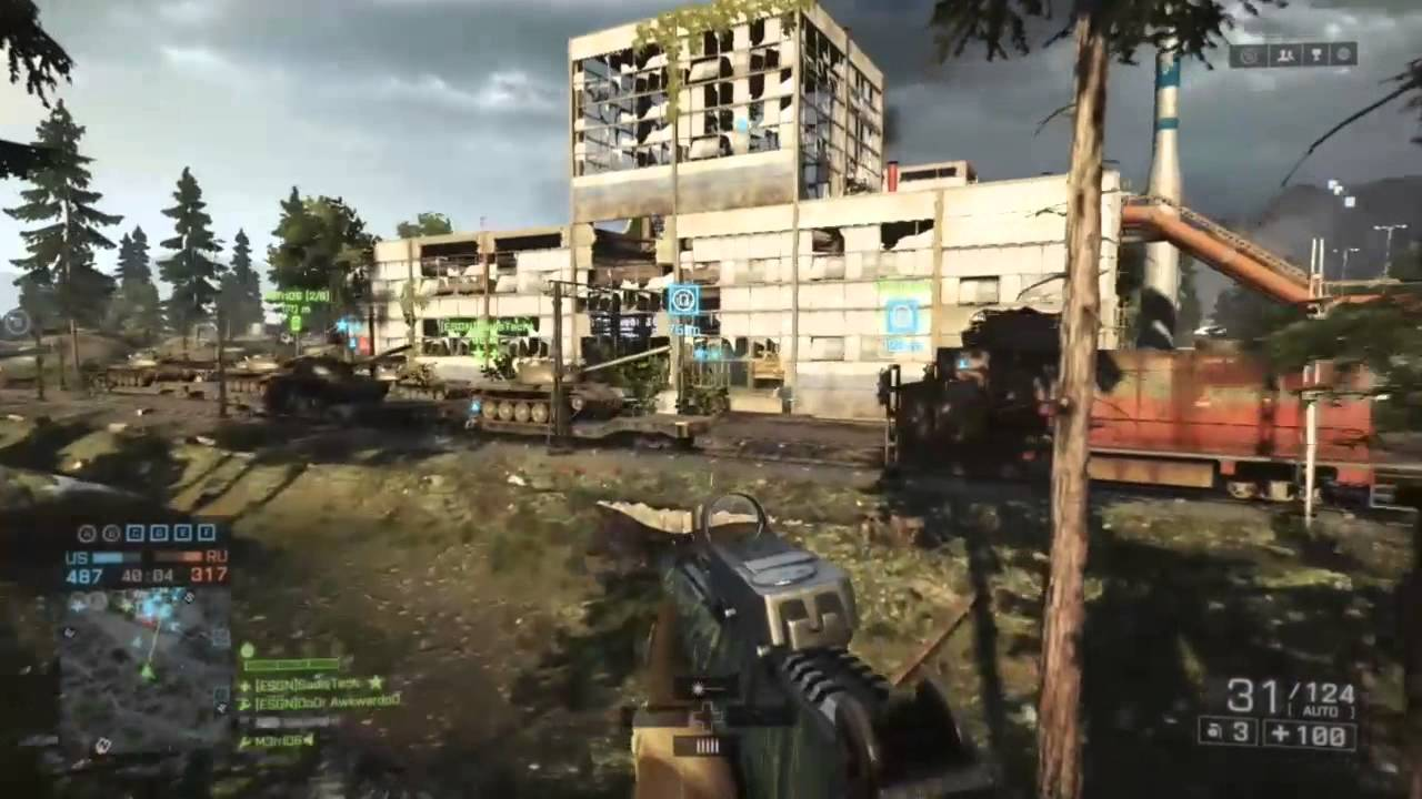 BF4 RPG highlights part 2