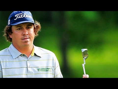 2nd round highlights from the 2013 PGA Championship