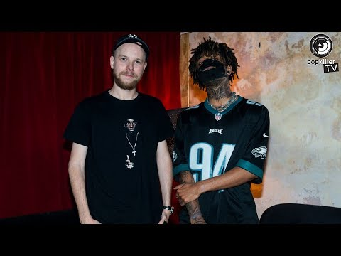 SCARLXRD - interview: